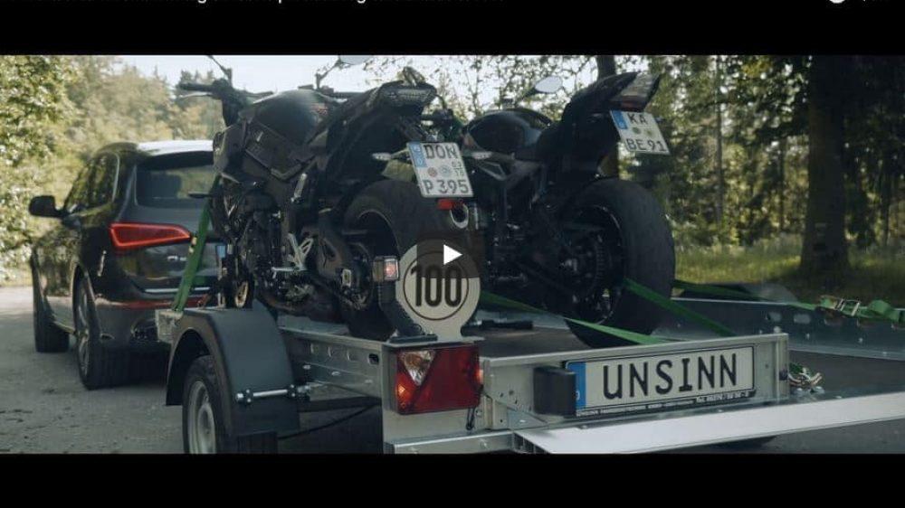 UNSINN Absenkanhänger – Transportlösungen für Abenteurer